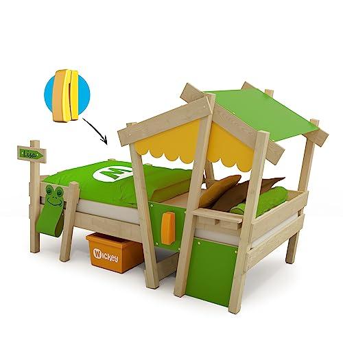 WICKEY Kinderbett 'CrAzY Candy' - Einzelbett in verschiedenen Farbkombinationen - 90x200 cm - 6