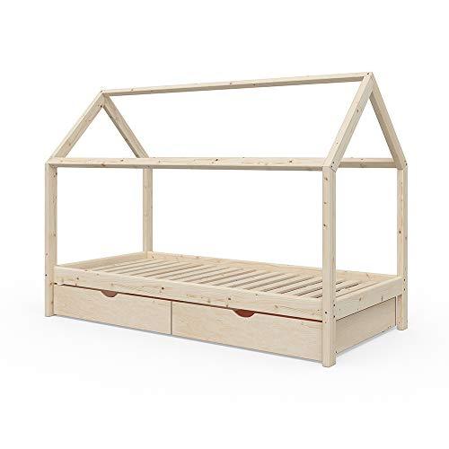 Vicco Kinderbett Wiki mit Schubladen